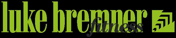 Luke Bremner Fitness – Personal Trainer Edinburgh Retina Logo