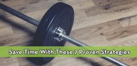 7 Time Savings Strategies Blog Image - Luke Bremner Fitness, Personal Trainer Edinburgh