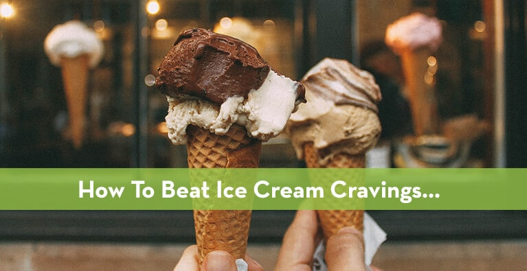 Ice Cream Image - Luke Bremner Fitness - Personal Trainer Edinburgh