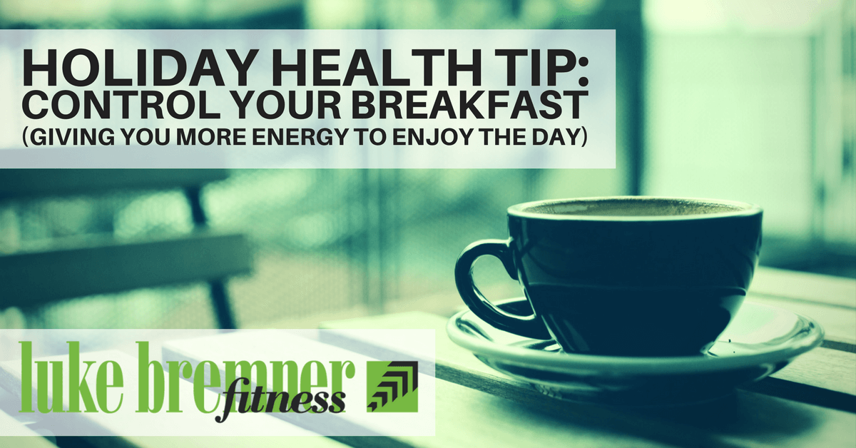 Holiday Tips to Stay in Shape - Luke Bremner Fitness - Personal Trainer Edinburgh