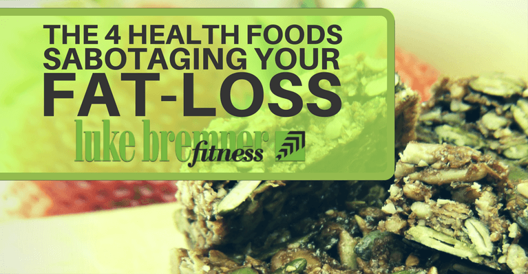 Health Foods and Weight Loss - Luke Bremner Fitness - Personal Trainer Edinburgh