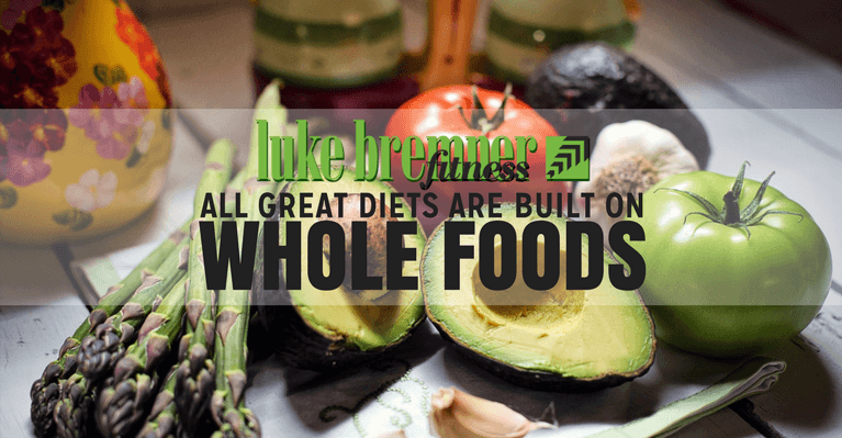 Secret Diet Truths - Luke Bremner Fitness - Personal Trainer Edinburgh