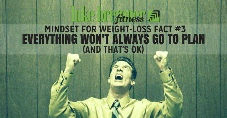 Mindset and Weight Loss - Luke Bremner Fitness - Personal Trainer Edinburgh
