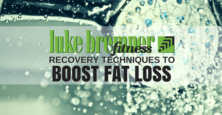 Boost Fat Loss - Luke Bremner Fitness - Personal Trainer Edinburgh