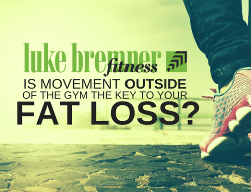 Is Movement OUTSIDE Of The Gym The Key To Fat Loss?