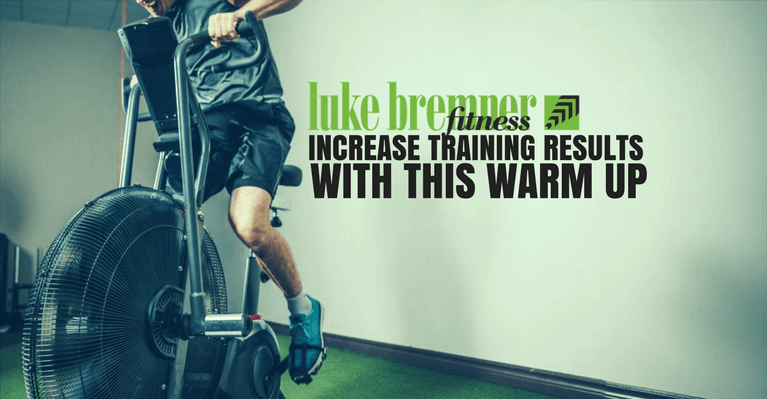 Warm Up - Luke Bremner Fitness - Personal Trainer Edinburgh