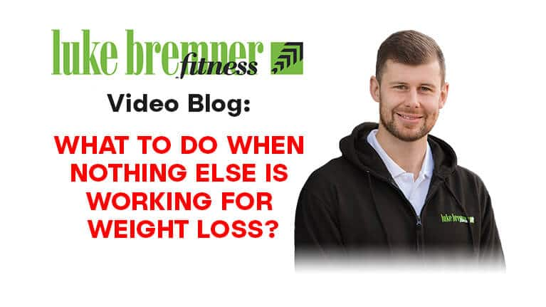 Luke Bremner Fitness | Personal Trainer Edinburgh - Nothing Works