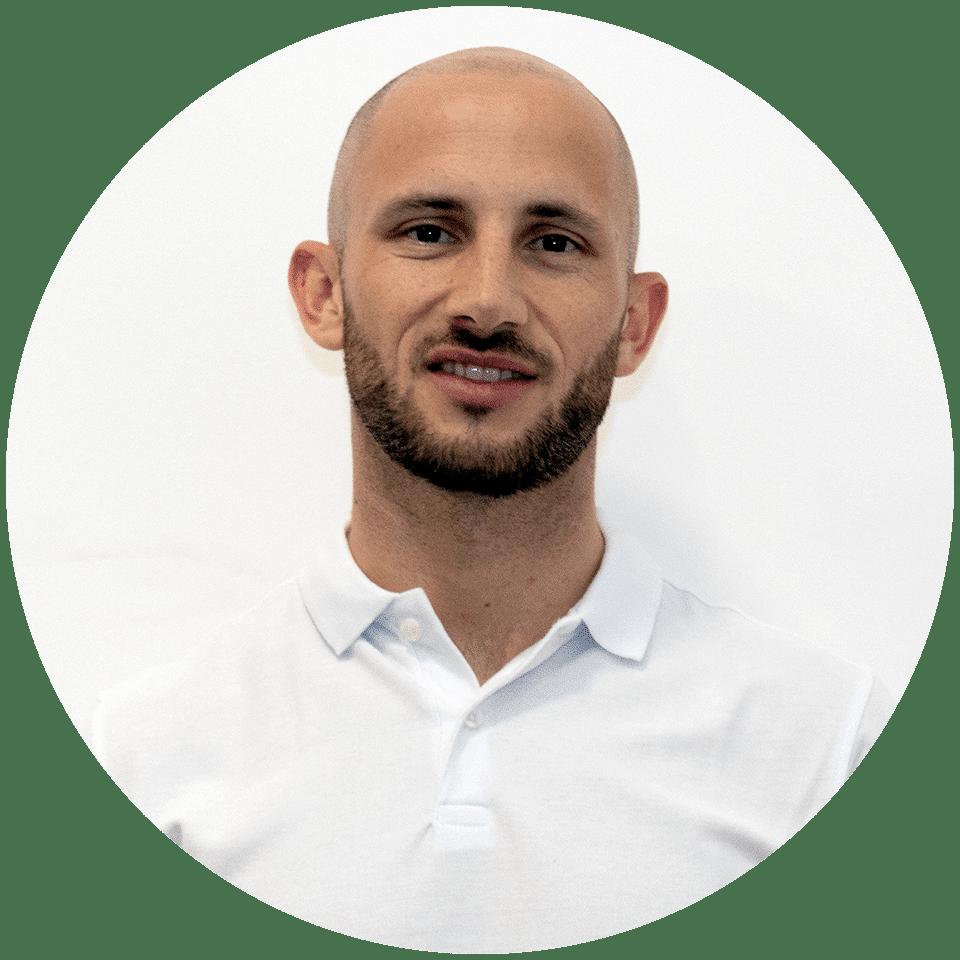 Graeme - Personal Trainer Edinburgh | Luke Bremner Fitness