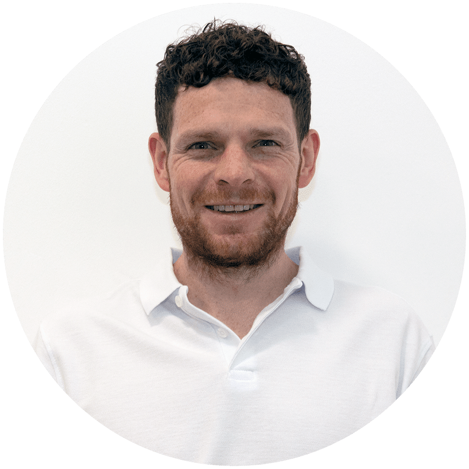 Keith - Personal Trainer Edinburgh | Luke Bremner Fitness