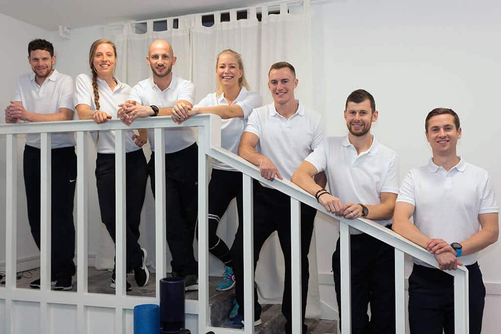 Luke Bremner Fitness - Personal Trainer Edinburgh - Team Photo